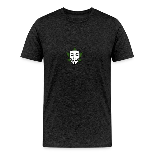 Anonymous - Mannen Premium T-shirt