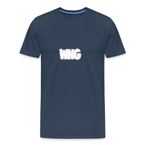 Snapback - Mannen Premium T-shirt