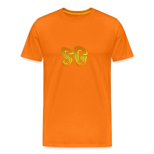 SG Uomo - Maglietta Premium da uomo