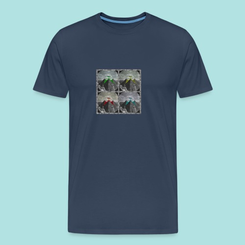 Invasion of the Giza Tombs - Men's Premium T-Shirt