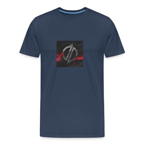 overreagerte - Premium T-skjorte for menn