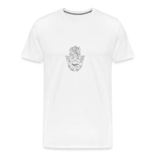 Celain&Galven-Mercure - Miesten premium t-paita