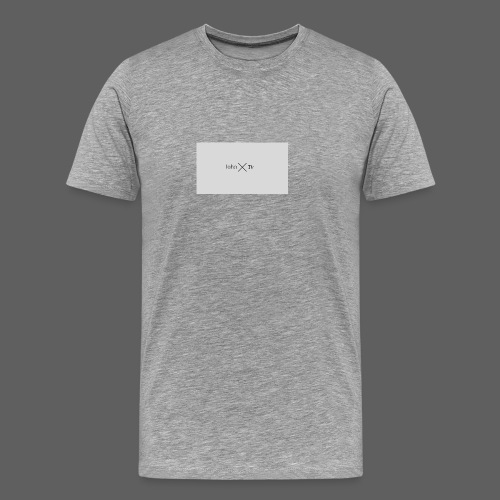 john tv - Men's Premium T-Shirt