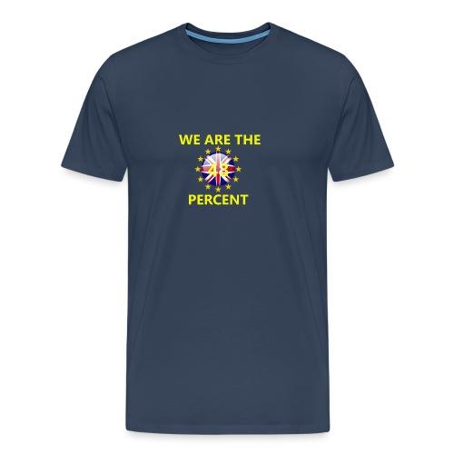 European Coffee mug - Men's Premium T-Shirt