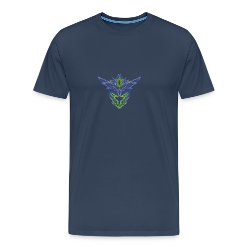 Monster Hunter-Poly-Brachydios - Men's Premium T-Shirt