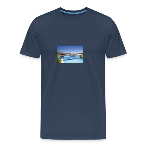 splendide piscine - T-shirt Premium Homme