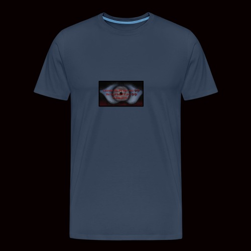 Lakeside PD, Du taler med DD! - Herre premium T-shirt