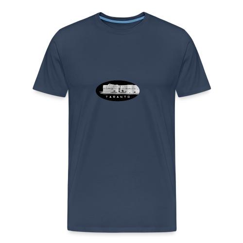 Castello_B-W1 - Maglietta Premium da uomo