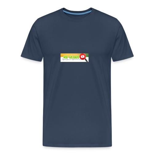 DISEÑO RG VLOGS - Camiseta premium hombre