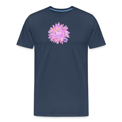 peace - Camiseta premium hombre