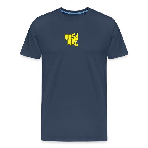 MosaiqueRecords BYellow - T-shirt Premium Homme