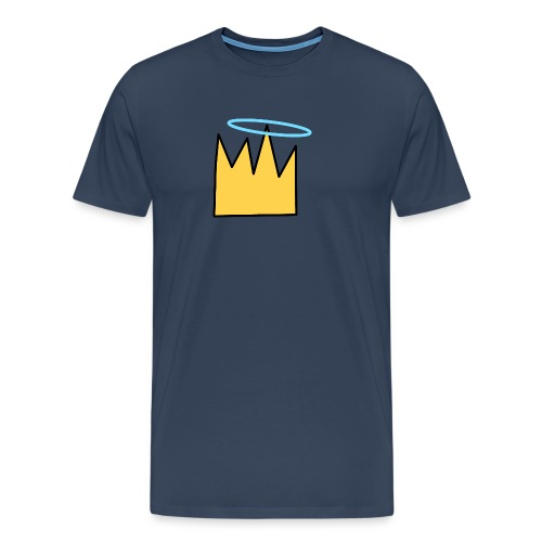 Crown Halo baby's - Mannen Premium T-shirt