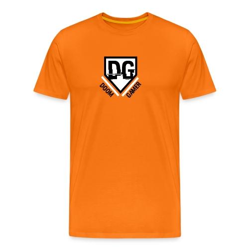doomgamer galaxy s6 hoesje - Mannen Premium T-shirt
