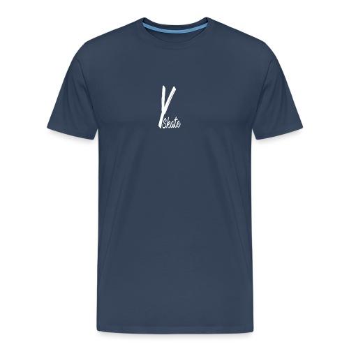 Yskate - Mannen Premium T-shirt