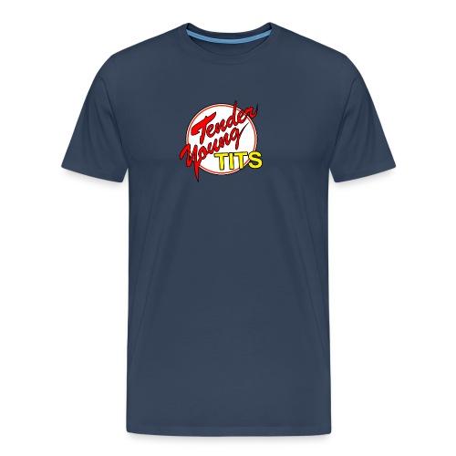 TENDER YOUNG TITS - Men's Premium T-Shirt