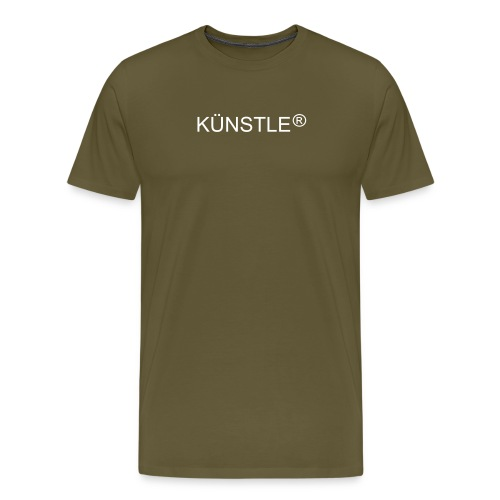 kunst kuenstler - Männer Premium T-Shirt