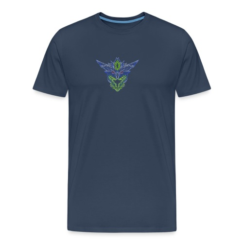 Monster Hunter-Poly-Brachydios - Men's Premium T-Shirt