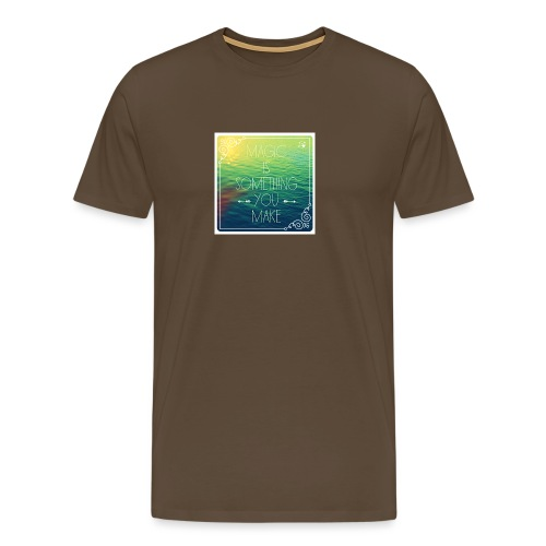 MAGIC - Mannen Premium T-shirt