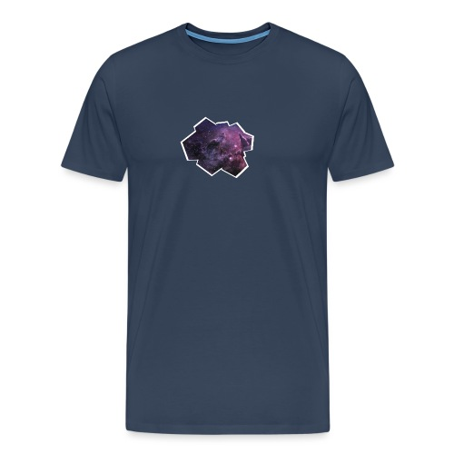 Space window - Men's Premium T-Shirt