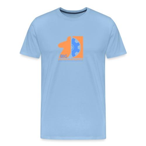 BIG - Maglietta Premium da uomo