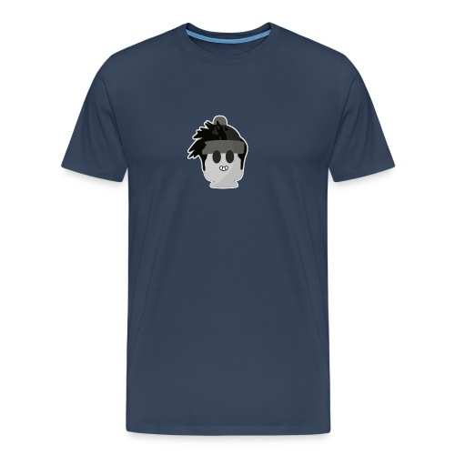 Found There **Head** NEW MERCH - Men's Premium T-Shirt