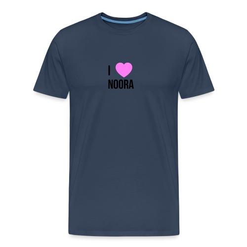 I <3 Noora - Premium T-skjorte for menn