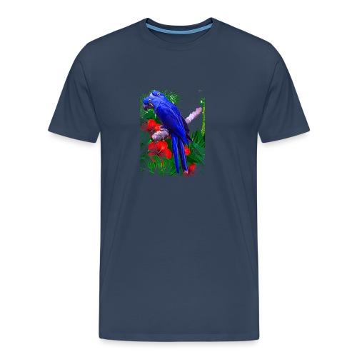 PAPPAGALLI - Maglietta Premium da uomo
