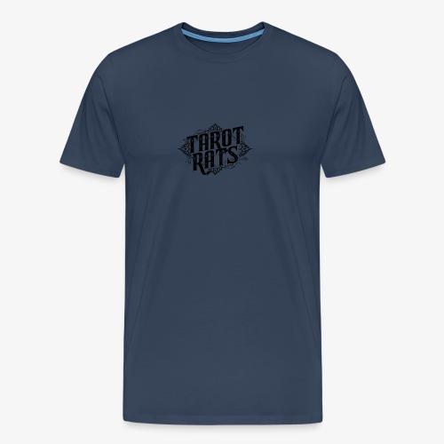 Tarot Rats Logo CLEAR - Men's Premium T-Shirt