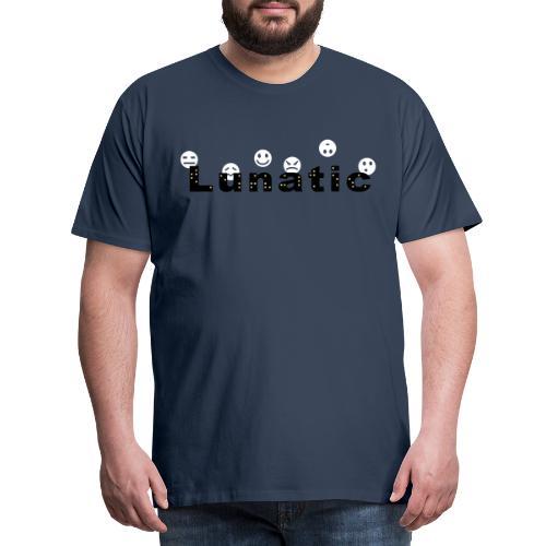 Lunatic Moons - Men's Premium T-Shirt