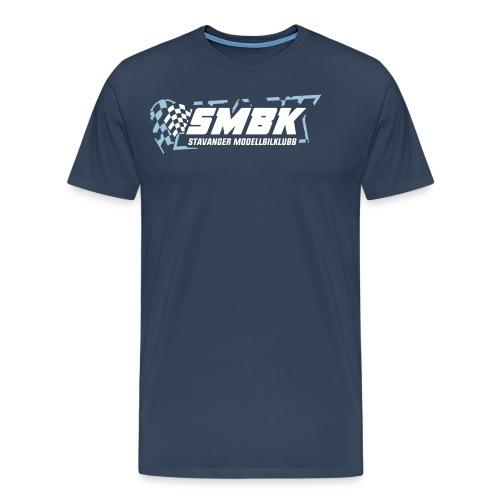 SMBK T shirt logo - Premium T-skjorte for menn