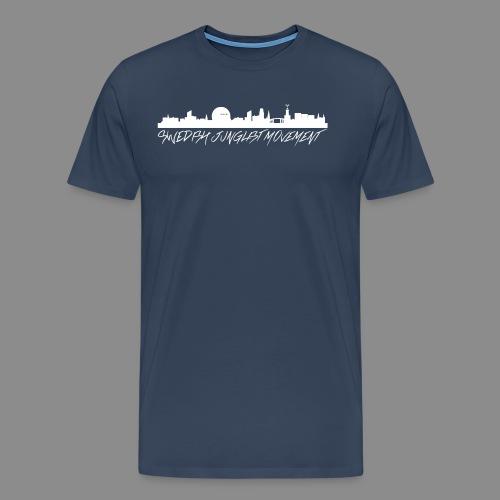 swedishjunglesthlm png - Men's Premium T-Shirt