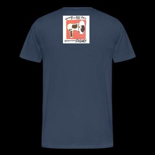 wanker shop logo - Männer Premium T-Shirt