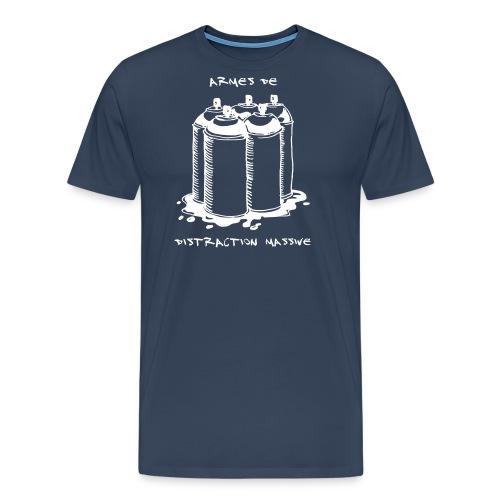 armes_de_distraction_massive - T-shirt Premium Homme