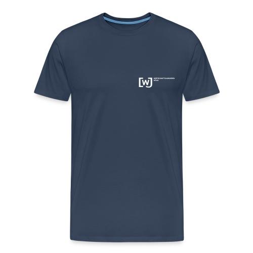wjdkoeln weiss p - Männer Premium T-Shirt