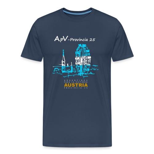 austria png - Camiseta premium hombre