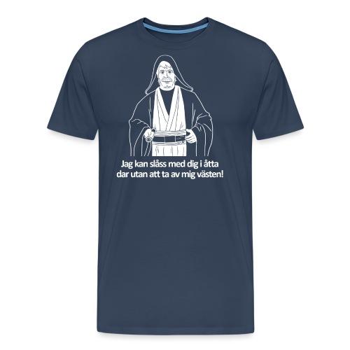 SvenKenobi Slåss - Premium-T-shirt herr