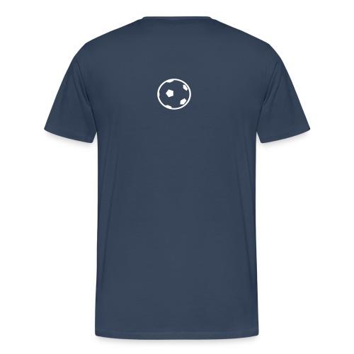 Unterwasser-Rugby Ball - Männer Premium T-Shirt