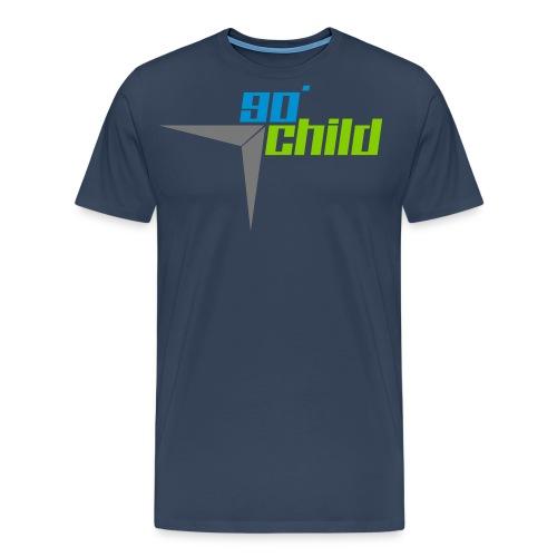 90er Kind - Männer Premium T-Shirt