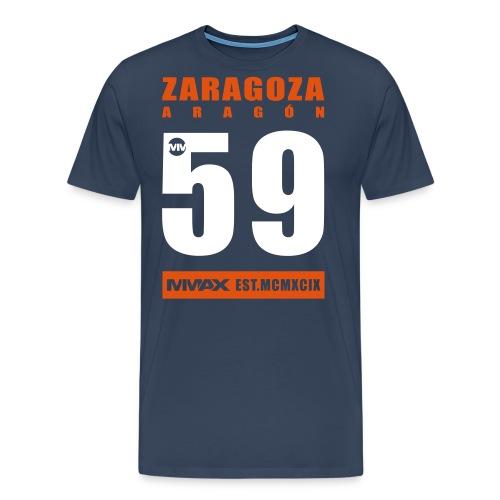 2014_zaragoza - Männer Premium T-Shirt