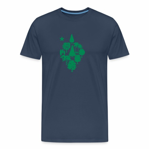 170526_KPARK_Everywhere_0 - Männer Premium T-Shirt