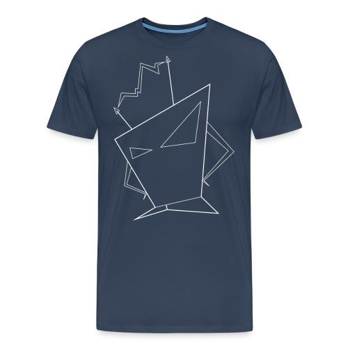shirtmonster3 png - Männer Premium T-Shirt