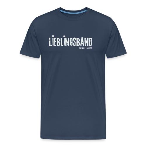 Schriftzug ohne Hintergrund png - Männer Premium T-Shirt