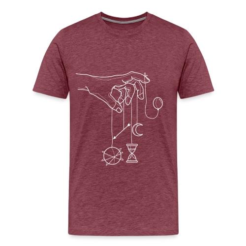 pantin hild png - T-shirt Premium Homme