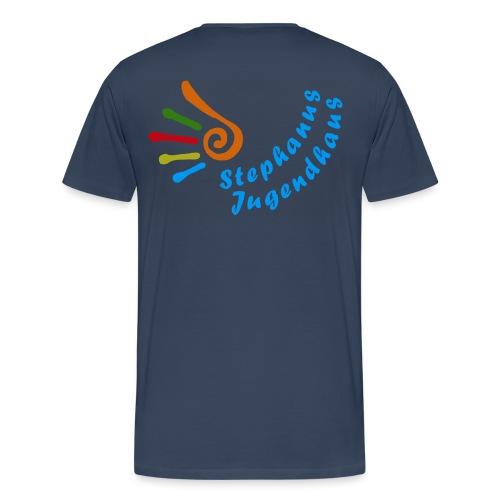 Stephanus Jugendhaus - Männer Premium T-Shirt