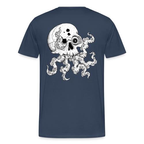 Octoskull - Männer Premium T-Shirt