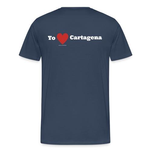 Yo quiero Cartagena - Maglietta Premium da uomo