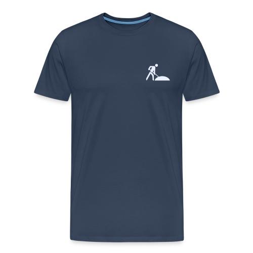 gilbert frei png - Männer Premium T-Shirt