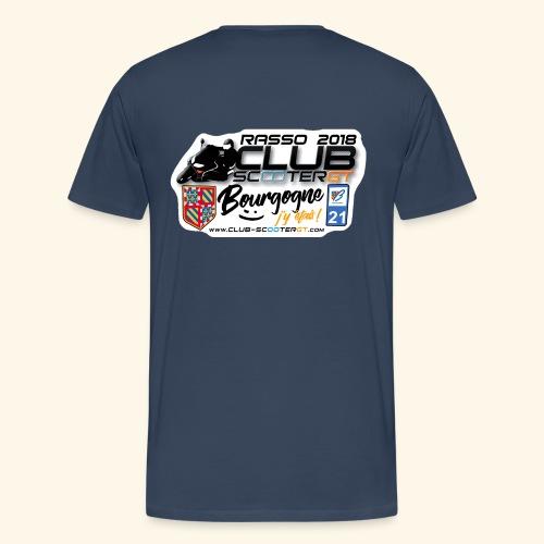 logoCSGT stickerrass2018 - T-shirt Premium Homme