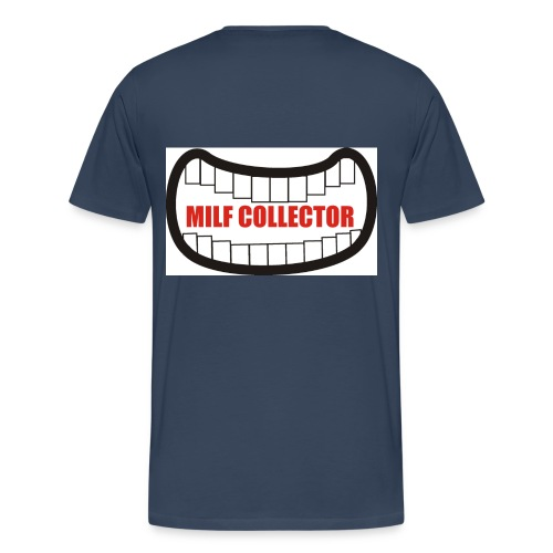 milf collector - Men's Premium T-Shirt