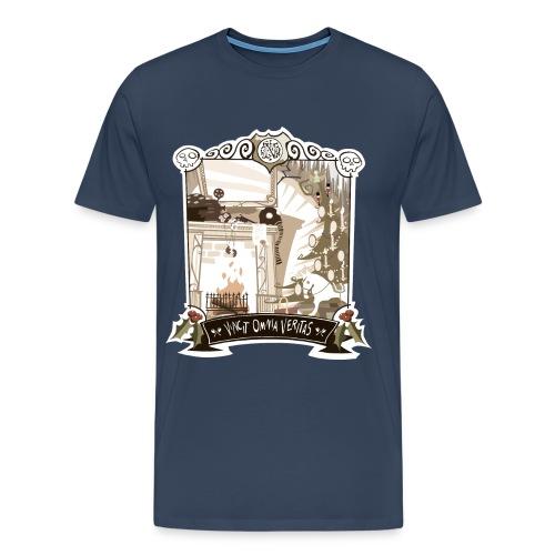 GRYM Memento - Men's Premium T-Shirt